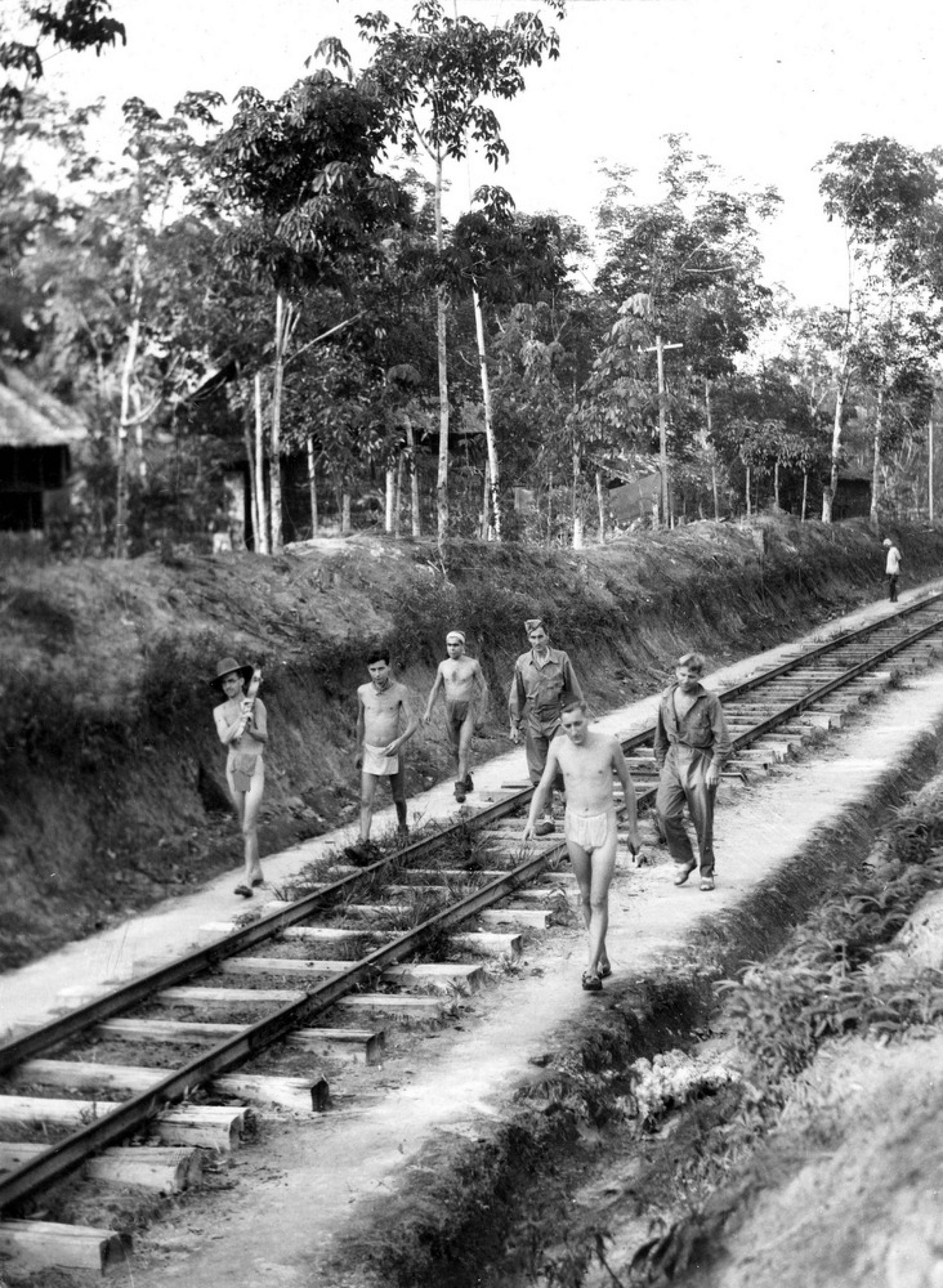 The Sumatra Railway